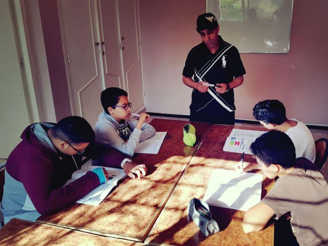 CNED Agadir primaire collège lycée bts
