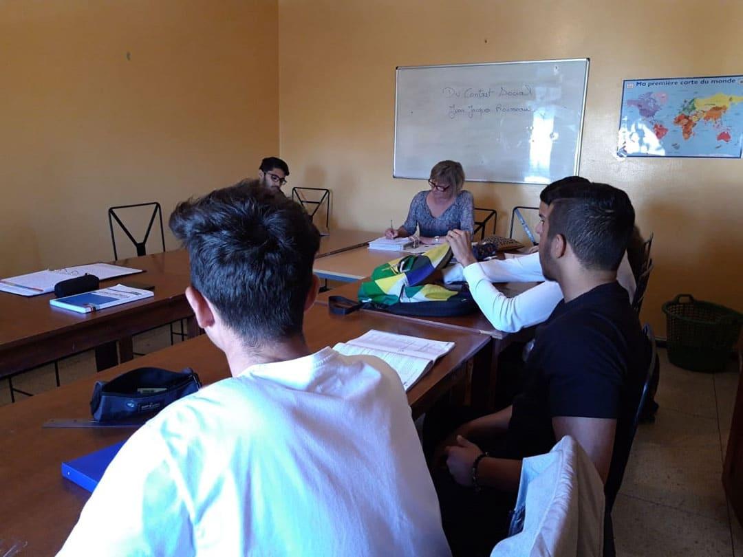 Eureka CNED Agadir Bac Brevet des collèges et BTS
