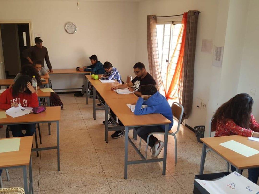 Devoir surveillé collège brevet et bac lycée Agadir